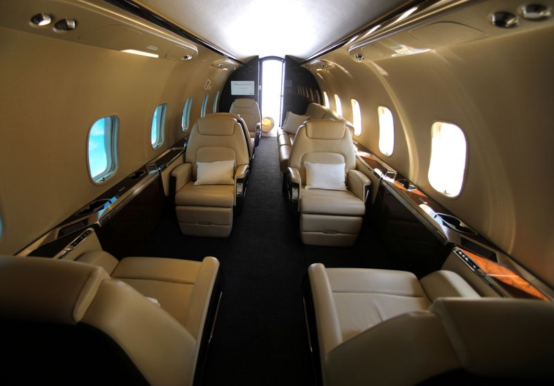 Exclusive: Bombardier set to launch updated version of Challenger 350 private jet- sources