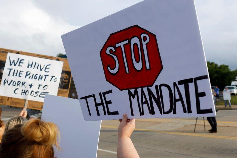 Biden vaccine mandate will test U.S. workplace regulator