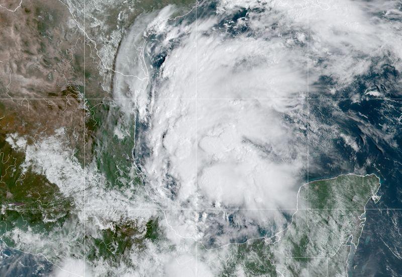 Storm Nicholas expected to make landfall on Monday night- NHC