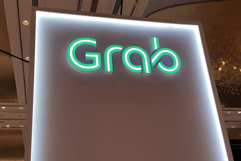 Grab trims full-year forecasts, says $40 billion SPAC merger on track
