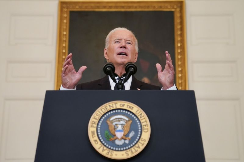Biden campaigns with California governor on eve of Republican-backed recall election
