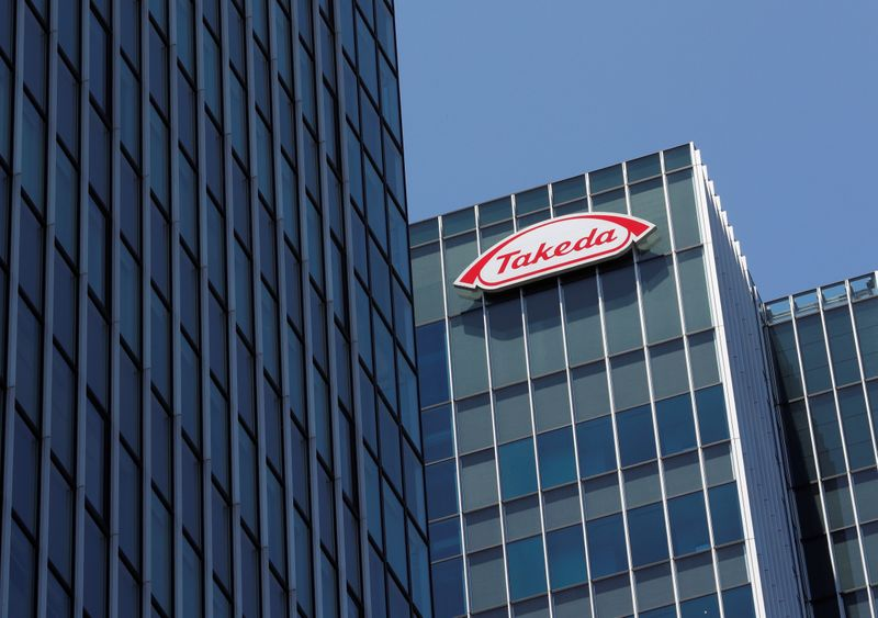 Takeda eyes vaccine business growth as dengue, COVID-19 shots progress - CEO
