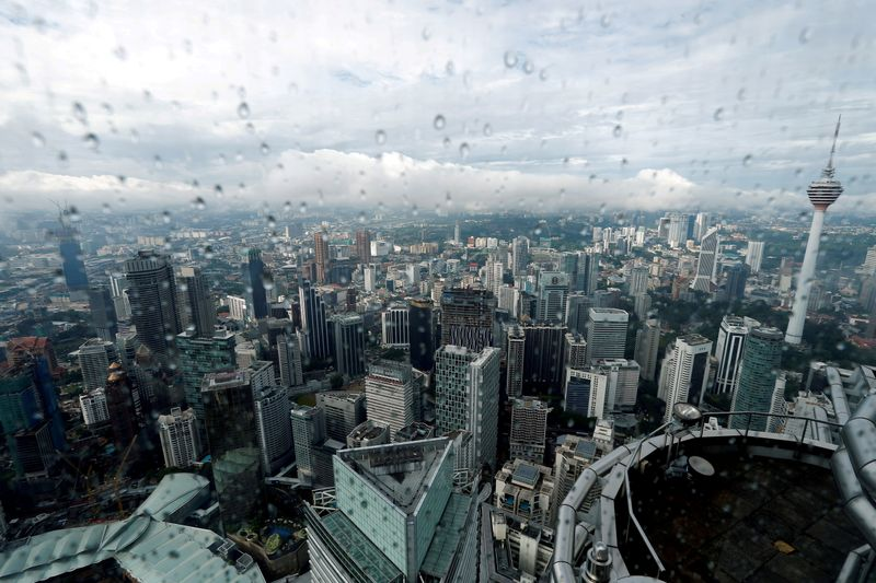 Malaysia plans to lift government debt ceiling to 65% of GDP
