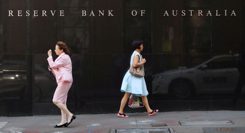 Australia's RBA optimistic on economy, but rates to stay low until 2024