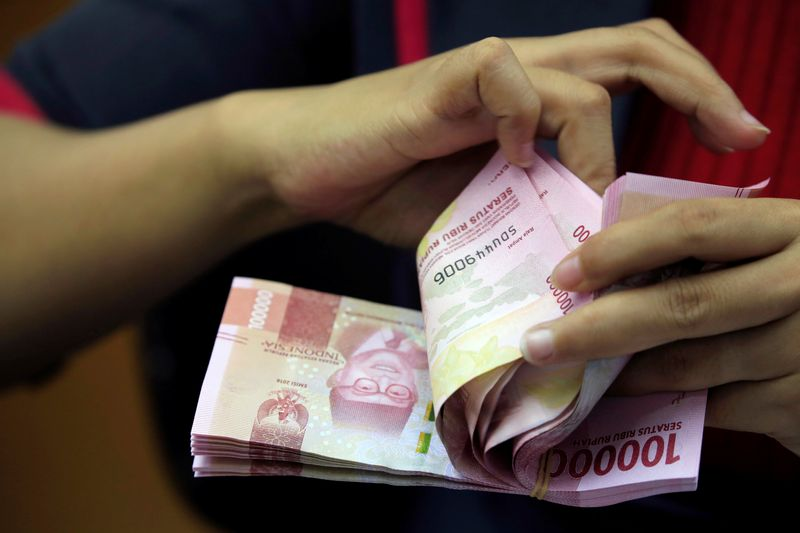 In first, Indonesia to buy back some global bonds after raising $1.84 billion