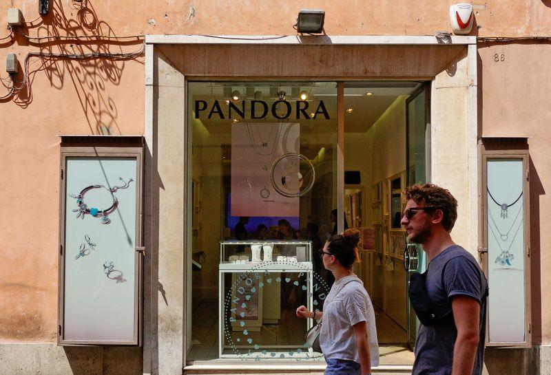 Jewellery maker Pandora bets on 'Gen Z' to boost sales