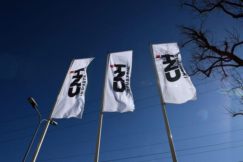 CNH Industrial names Francesco Tanzi CFO of new Iveco Group