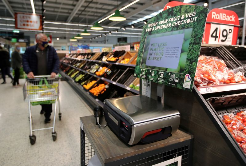 UK grocery prices up 1.3% in last month as promotions hit record low -Kantar