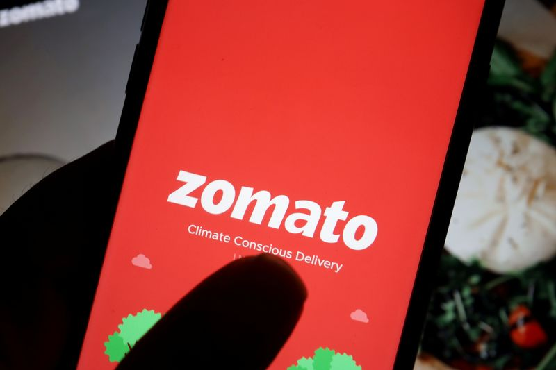 Indian food delivery firm Zomato's co-founder exits after 6 years