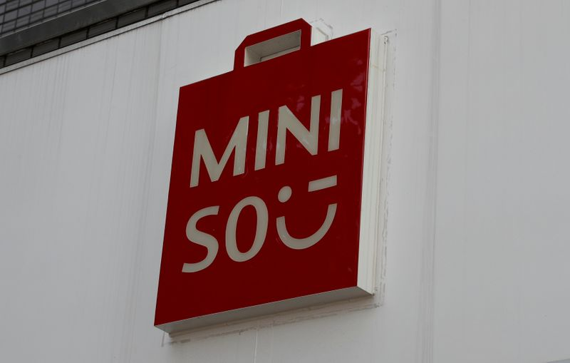 China's Miniso to double U.S. stores, add NY 'flagship' as pandemic slashes mall rents
