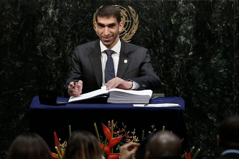 الإمارات العربية تريد محادثات تجارية سريعة وتتوقع إبرام بعض الاتفاقات في غضون عام
