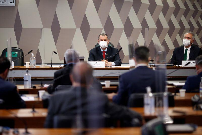 CPI pede que PGR suspenda contratos do governo garantidos pelo FIB Bank