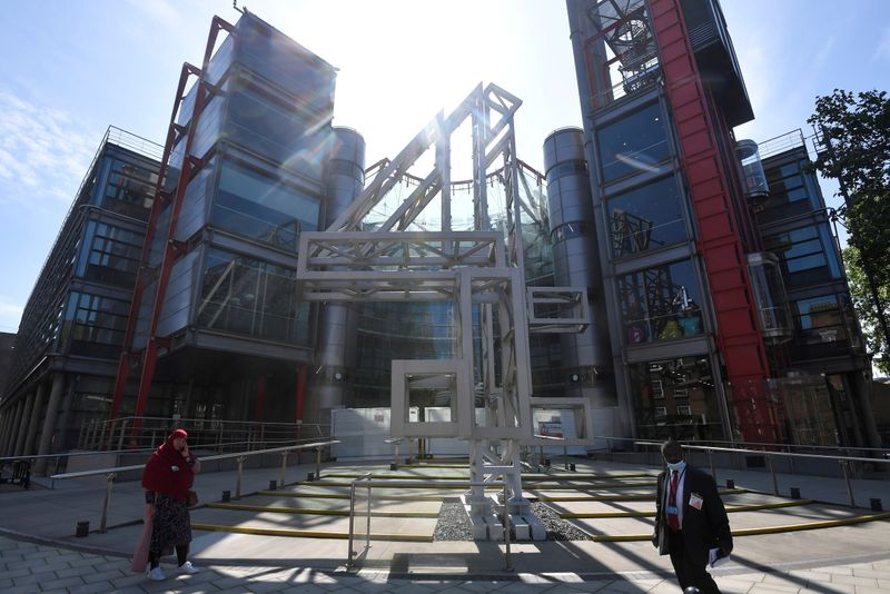 Sale will secure future of Britain's Channel 4, minister says