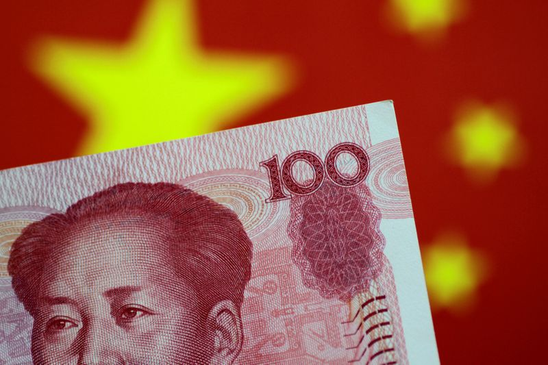 Exclusive-China brokers drop yuan forecasts to avoid regulators' ire
