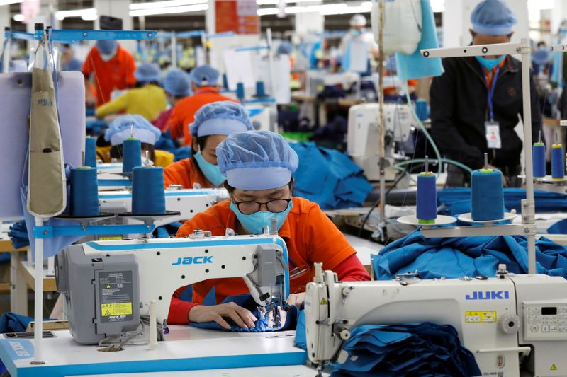 Vietnam minister sees 2021 GDP growth at 3.5%-4.0% -media