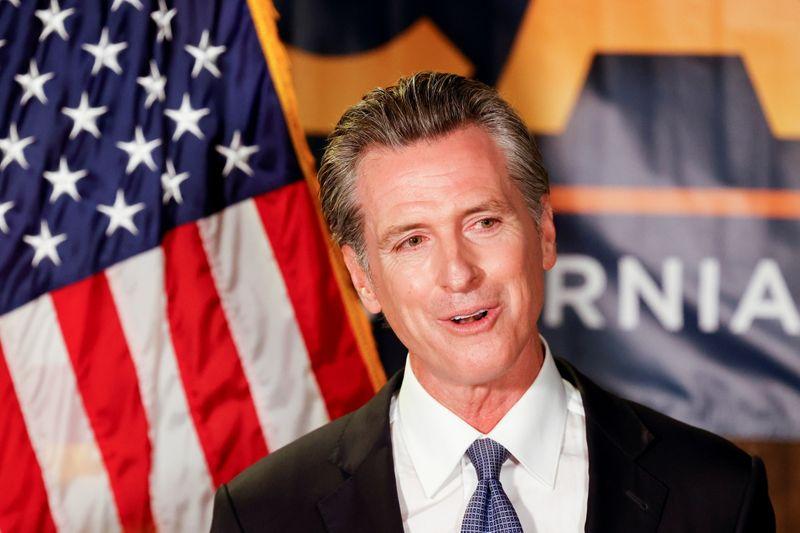 California Governor Newsom defeats Republican recall effort
