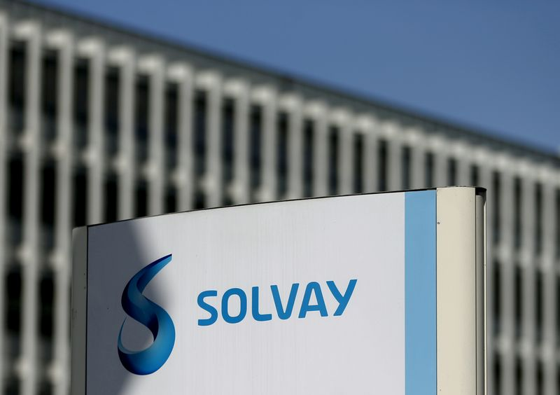 Activist Bluebell urges Solvay's board to oust CEO over sea discharge
