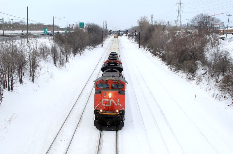 Canadian National not to proceed with deal for Kansas City Southern