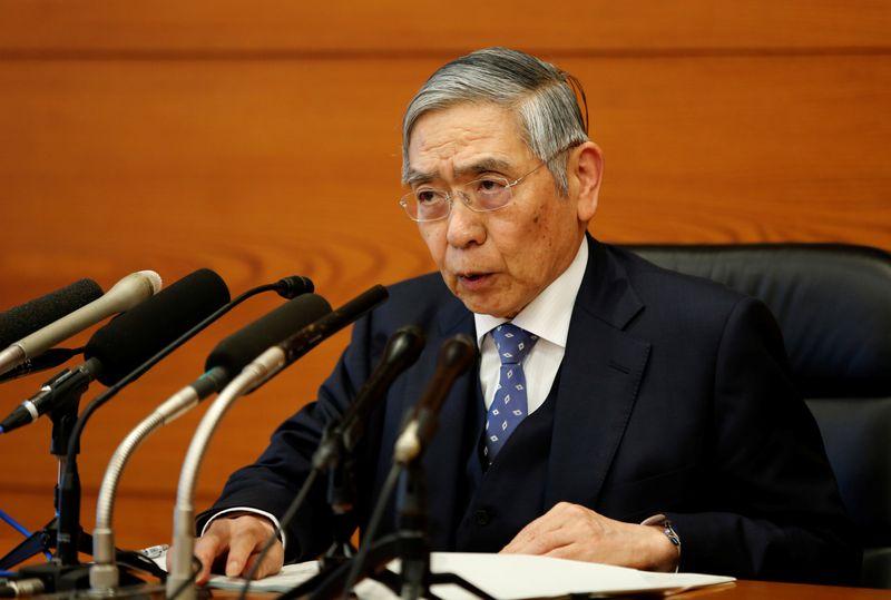 訂正堅調な企業業績が設備投資を後押し、日本経済は回復へ=日銀総裁