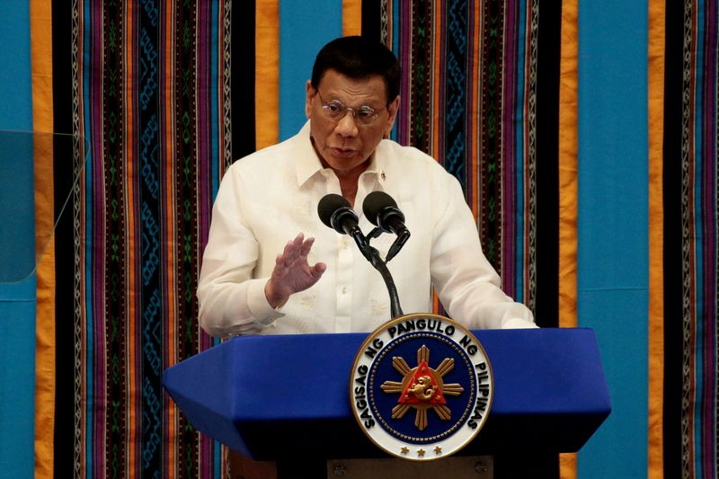International tribunal  backs probe into Philippines' 'war connected  drugs'