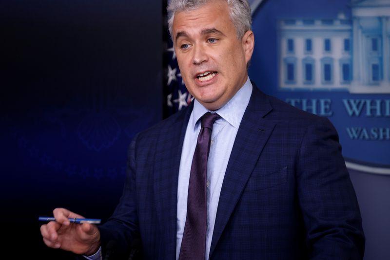 White House plans 'new system' for international travel