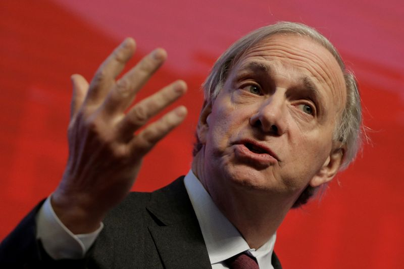 Bridgewater's Dalio, asked about his future, says