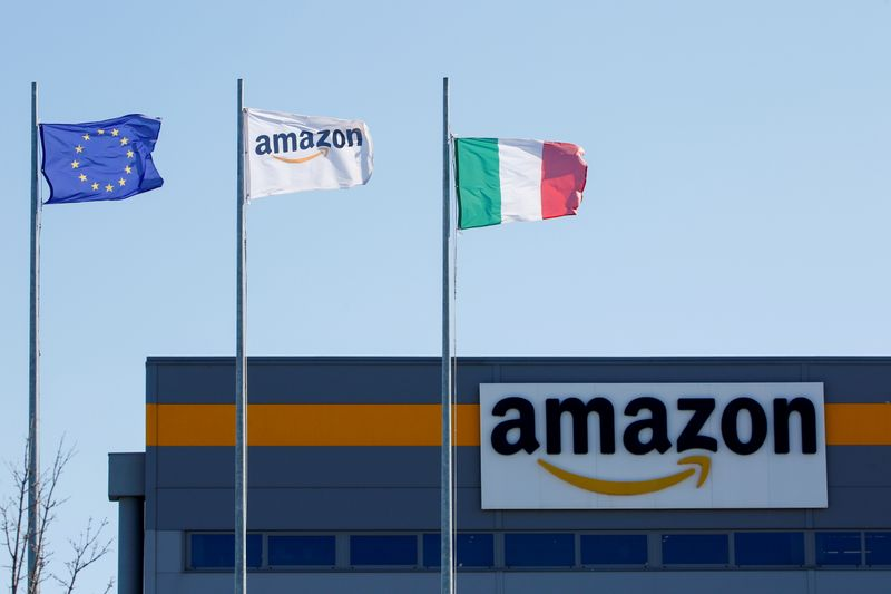Amazon reaches agreement with trade unions in Italy