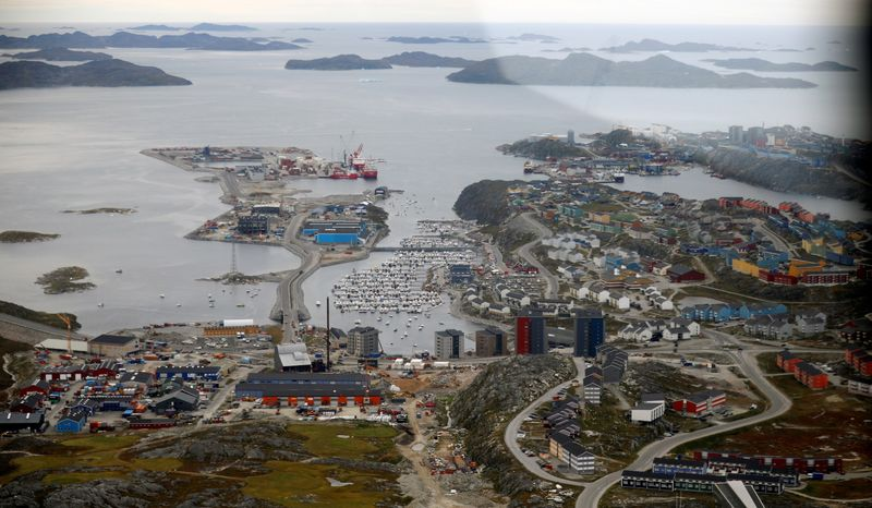 In Arctic push, U.S. extends new economic aid package to Greenland