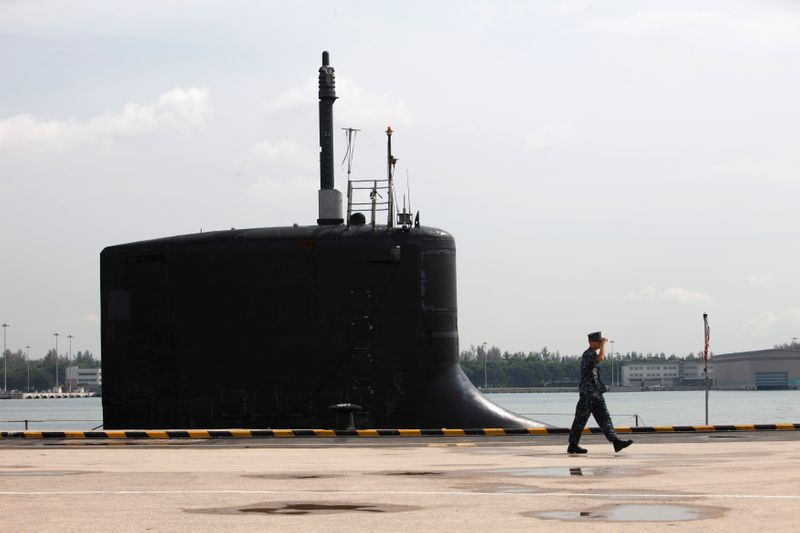 China, France denounce U.S. nuclear sub pact with Britain, Australia