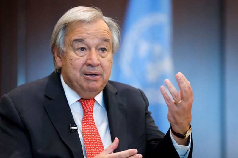 Vaccinated Mr President? New York wants proof, U.N. chief cannot enforce