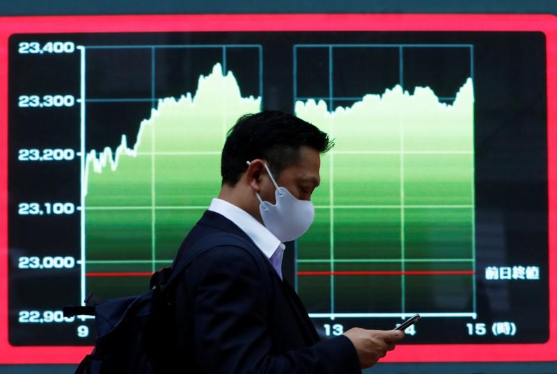 World shares slide on China investment worries