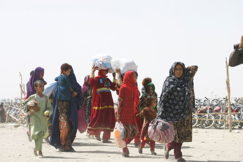 UN refugee chief warns 'greater suffering' likely in Afghanistan