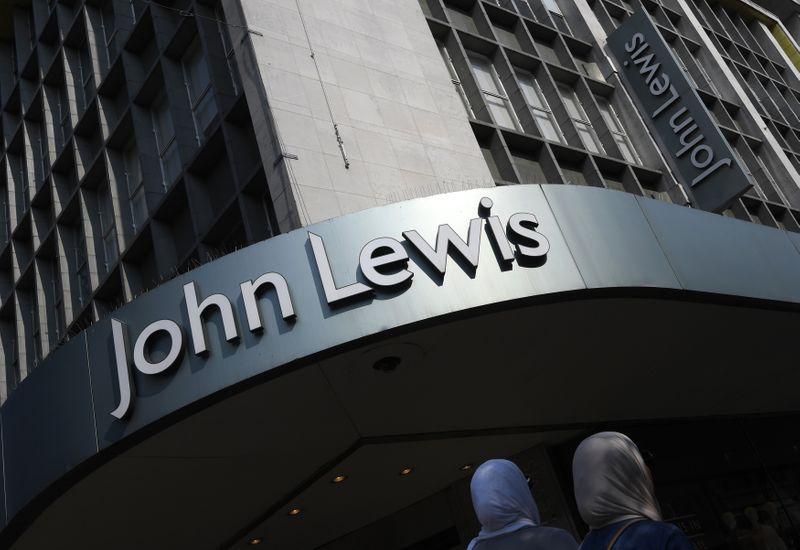 UK's John Lewis returns to profit but warns of uncertainty ahead