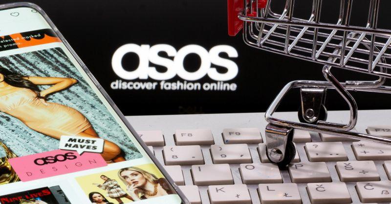 UK fashion group ASOS ties exec pay to new environmental goals