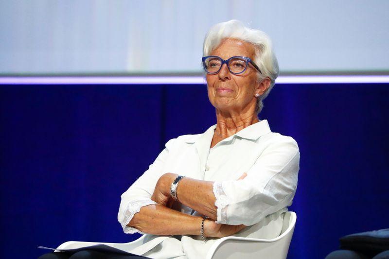 L'Économie De La Zone Euro Se Redresse Plus Rapidement Que Prévu, Déclare Lagarde