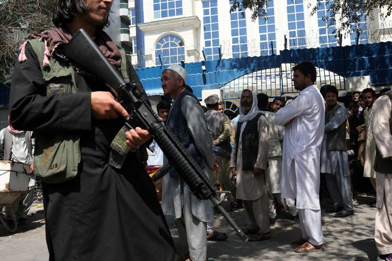 IMF、アフガニスタンでの「迫り来る人道的危機」を警告