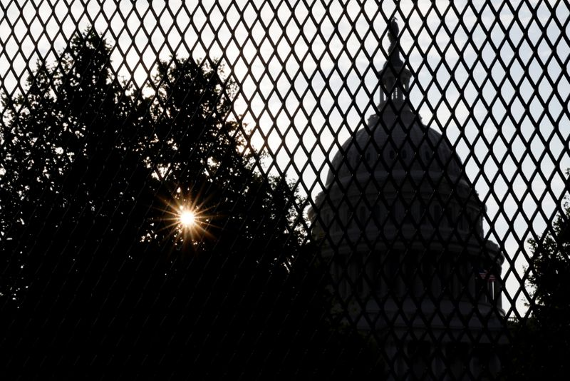 U.S. boosts security, warns risk of violence at pro-Trump Capitol rally