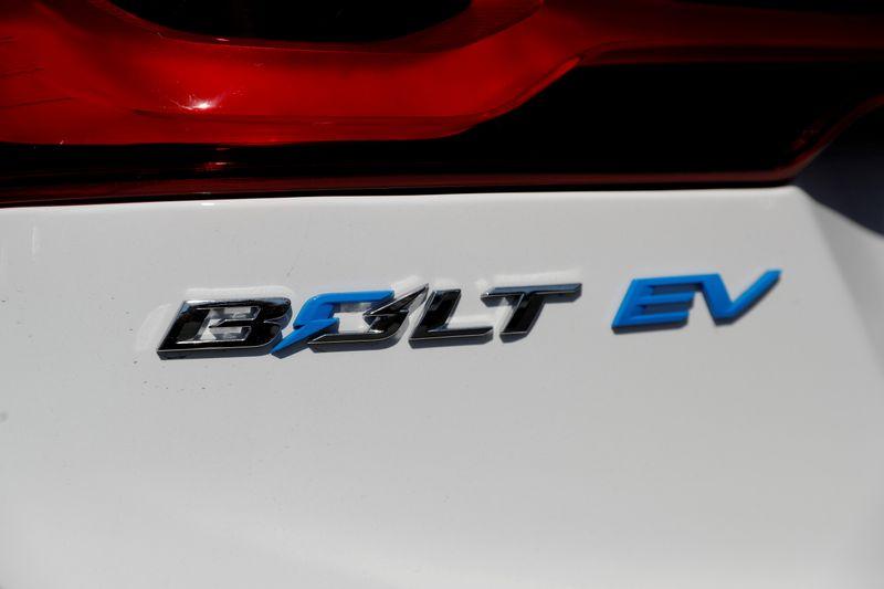 米GM、EVシボレー・ボルトの生産停止を10月中旬まで延長