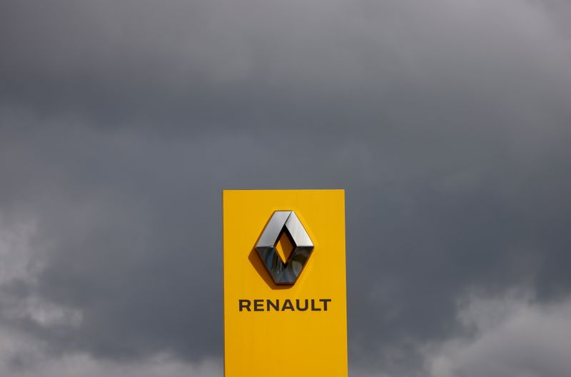 Renault plans 2,000 job cuts in France as it moves to electric cars