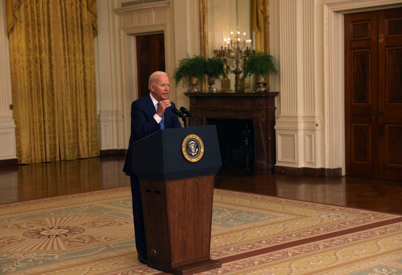 Biden approval drops to lowest of presidency: Reuters/Ipsos poll
