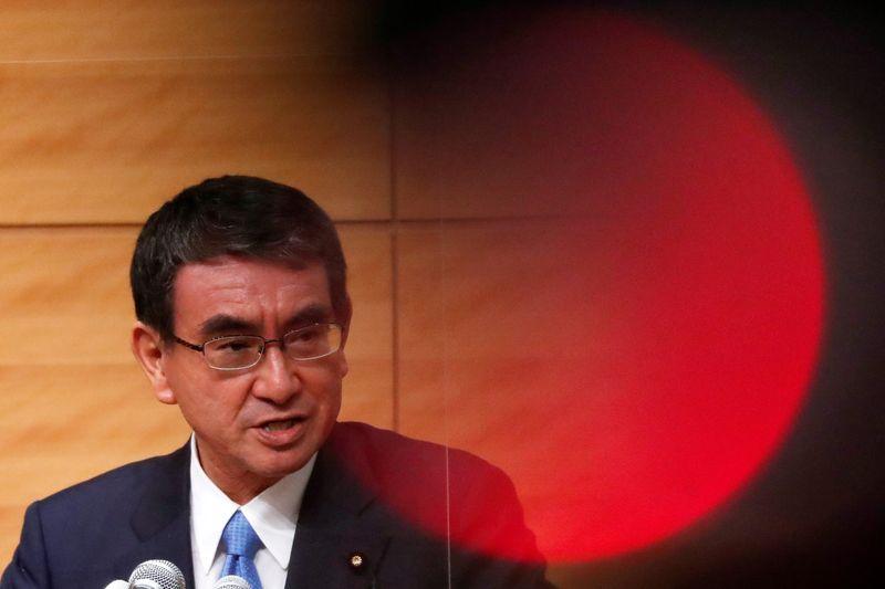 Income disparity, pandemic in focus as race for next Japan premier kicks off