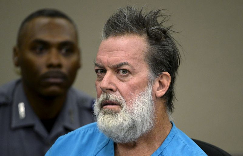 Accused Colorado abortion clinic gunman found unfit for trial on federal charges