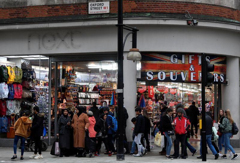 Next to run Gap brand in Britain's retail shake-up
