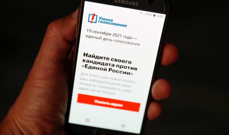 Opositores del Kremlin acusan a Google y Apple de ceder a la censura