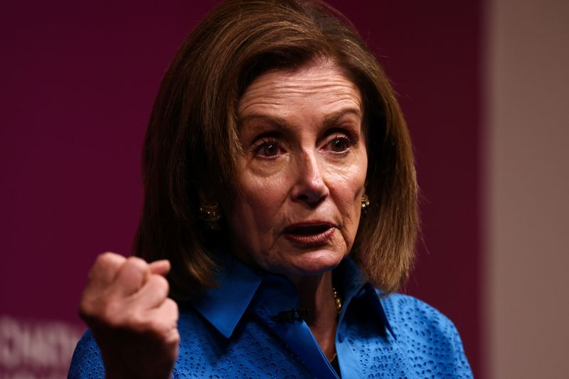 U.S. Speaker Pelosi: Capitalism has not served our economy as well as it could