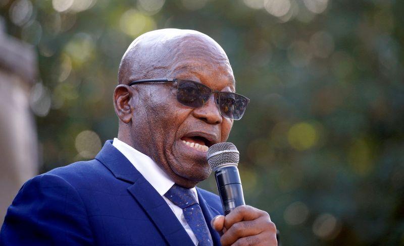 Afrique Du Sud: La Cour Constitutionnelle Confirme La Peine De Prison De Zuma
