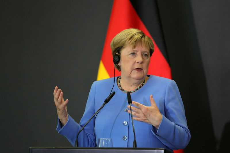 After Merkel it's about 'lesser evil' in German election
