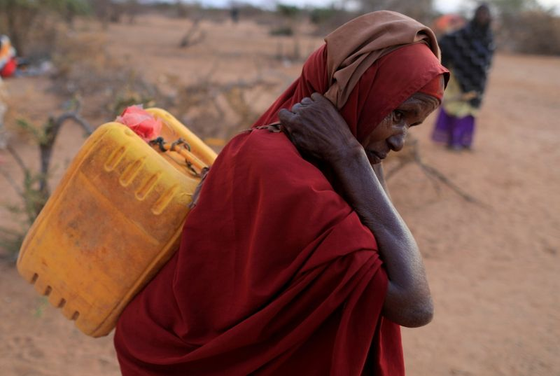 UN faces $100 trln shortfall in fight against climate change, inequality - report