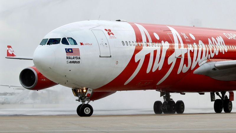 Airbus reaches deal to restructures AirAsia jet order -sources