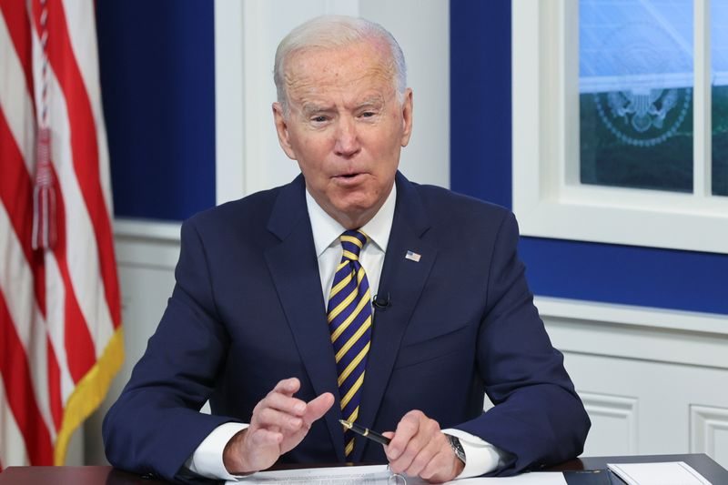 Biden adds measles to database  of diseases that could necessitate  quarantine